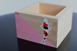 Cube Koi 錦鯉 (ピンク)