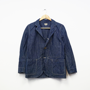 SACK COAT (C/L CHAMBRAY)