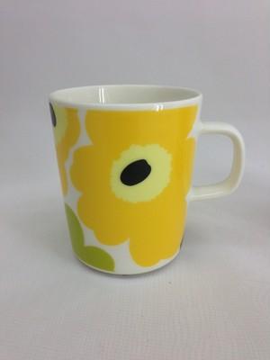 マリメッコ marimekko ウニッコ柄unikko マグカップ