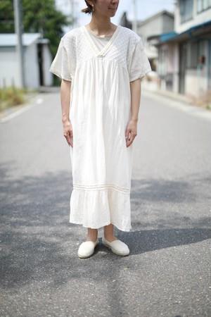 s/s cotton one piece