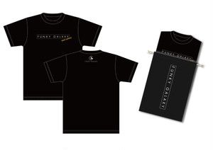 Tシャツ&巾着(Black)