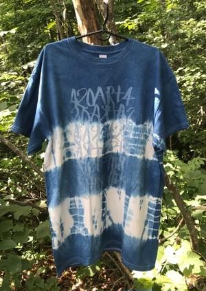 OUTFLOW / 15 ANV   KAYA x Shingo 420  x  Fire Logo  T-shirt  / store 限定モデル  < L-001>