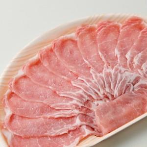 ローストポーク スライス100g かみこみ豚(ローストポーク用自家製タレ付)北海道五日市