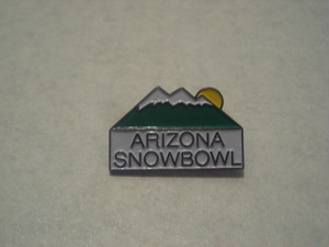 BADGE / ARIZONA SNOWBOWL