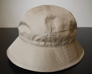 Circle original 撥水クロッシェ(ベージュ) / 帽子 ユニセックス  ハット メンズ レディース