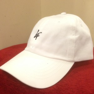 "LEFLAH / レフラー |  Low Cap "" LF Logo "" White"