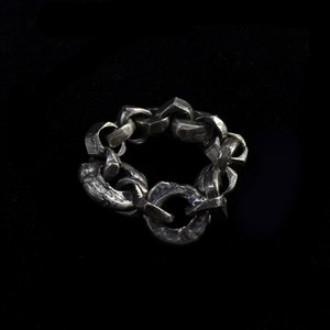 Moveable Ring 〈Silver・Bronze〉-Amy Glenn-