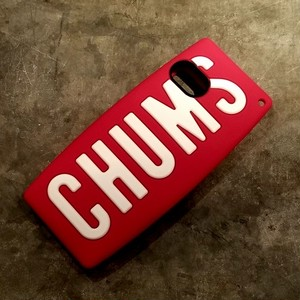 CHUMS チャムス Boat Logo For iPhone 6/7/8