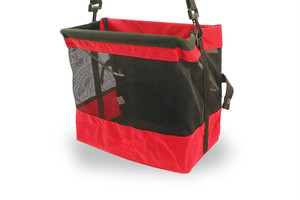 Grocery Bag Pannier レッド【グロサリー バッグ パニア】【JANDD】