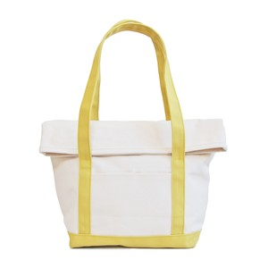 BEND TOTE BAG(ライムイエロー)