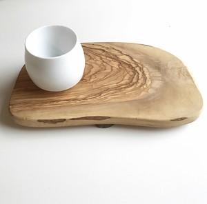 Olive Wood Plate 1