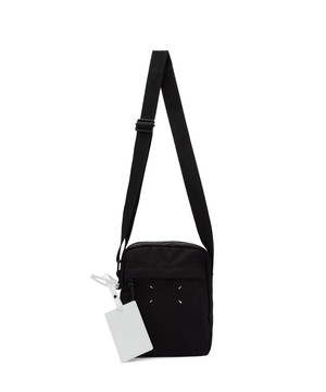 MAISON MARGIELA Shoulder Pouch Black S55WG0056