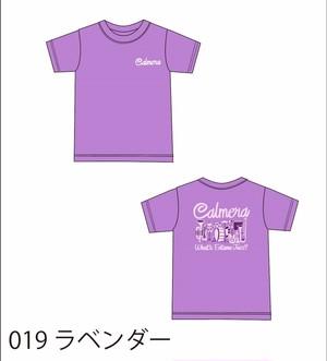 【期間限定/受注生産】ラベンダー/エンタメジャズカラフルTEEシャツ
