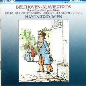 [中古CD] ベートーヴェン:ピアノ三重奏曲第5番/第6番 ハイドン・トリオ
