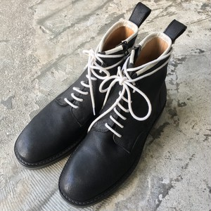 【EARLE】 Hi chukka lace-up boots