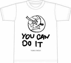 やる気Tシャツ 【ホワイト】