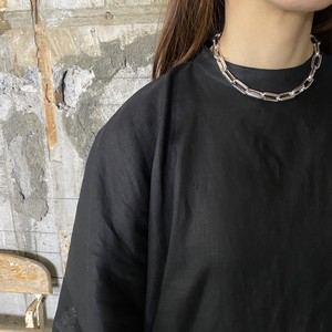 Nothing And Others【ナッシングアンドアザーズ】Fit Chain Necklace .