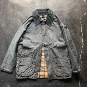 yoused Barbour Remake Jacket (navy 38)