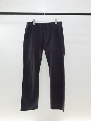 Used COMME des GARCONS HOMME 04S/S military pants