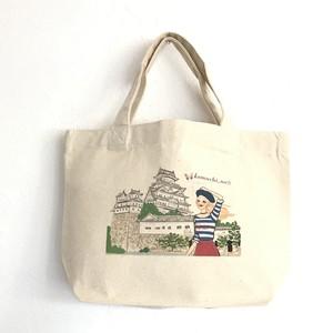 komachi_no☆ パリジェンヌ、城へいく ランチトート