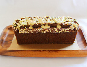 有機米粉パウンドケーキ グルテンフリー(穀物コーヒー)