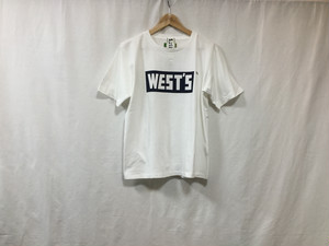 "WESTOVERALLS "" WEST'S T-SHIRTS "" NAVY"
