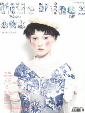 "【送料無料】Little Thing Magazine(リトルシング) No.30 ""Porcelain"""