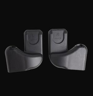 Peach Lower Car Seat Adaptors:Peach 下部座席専用 カーシートアダプター