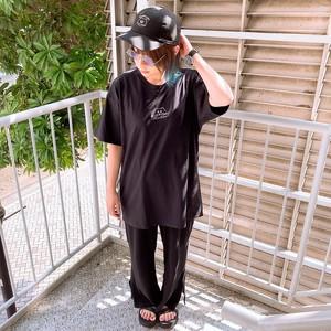 【EVERYDAY SUNDAY】まーくんシンプルロゴ刺繍T