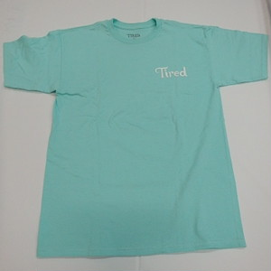 TIRED タイレッド FIRED STACK TEE