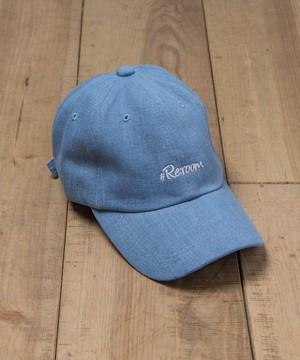 LOGO DENIM CAP[REH054]