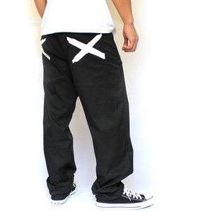 iggy pants BLACK