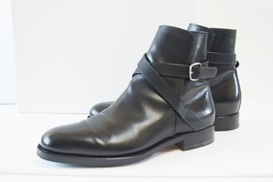 【Sold Out】【中古】ジャコメッティ|F.lli Giacometti|FG337 ジョッパーブーツ|38|ブラック