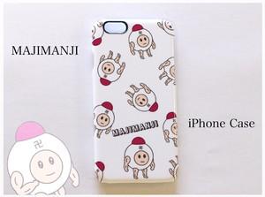 まじ卍マン iPhoneケース