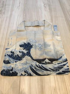 LOQI エコバッグ  Hokusai