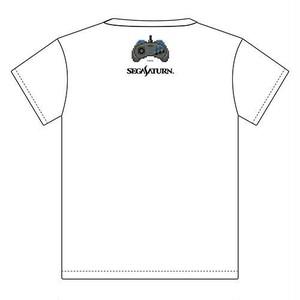 セガサターン ドットver Tシャツ / ANIPPON