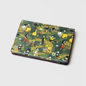 カードケース ROOM810 camo