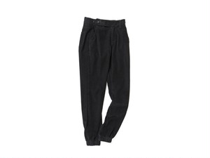 Corduroy Black-Pants (JMS1910-022)