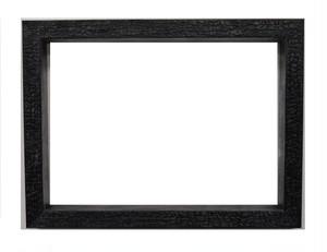 額縁アンティークおしゃれフレーム黒F-44113額縁寸法A3(422mm×299mm)窓枠寸法408mm×285mm 2mmアクリル/裏板付/壁掛け用