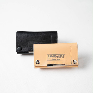 """【予約販売】Leather Wallet """" Small """""""