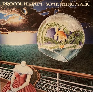 【LP】PROCOL HARUM/Something Magic