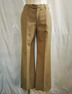 80's French army slacks [O-260]