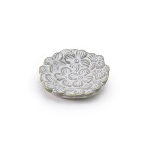 aito製作所 「リアン Lien」 プチプレート 箸置き ホワイト 美濃焼 267896