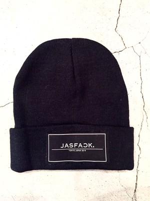 Logo Beanie (JFK-008) - Black