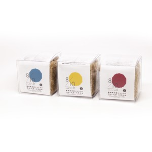 3 pieces of Uonuma Koshihikari Brown Rice