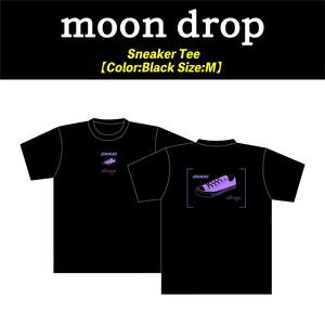 【moon drop】Sneaker Tee
