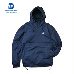 INTERBREED MTA UNIFORM LOGO ANORAK