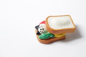猫オブジェ「パンシリーズ①」