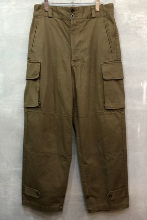 French army type M-47  cargo pants