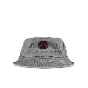 BB BEAR BUCKET HAT / GRAY